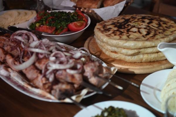Georgische Gerichte