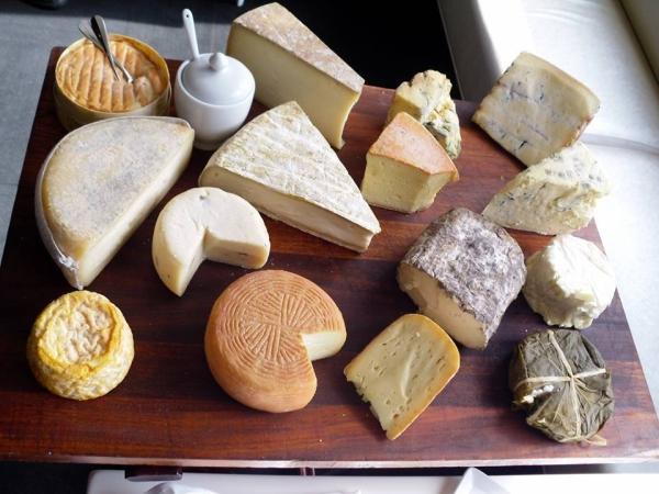 Käseherstellung in Georgien, georgische Käsesorten